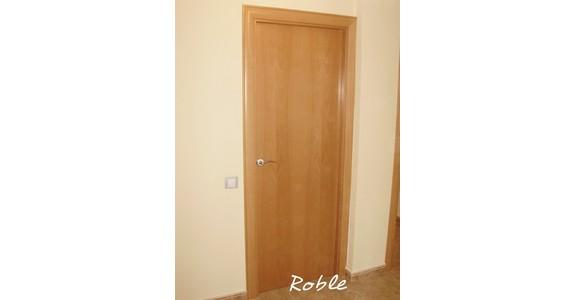 Oferta de puertas de interior macizas modelo roble