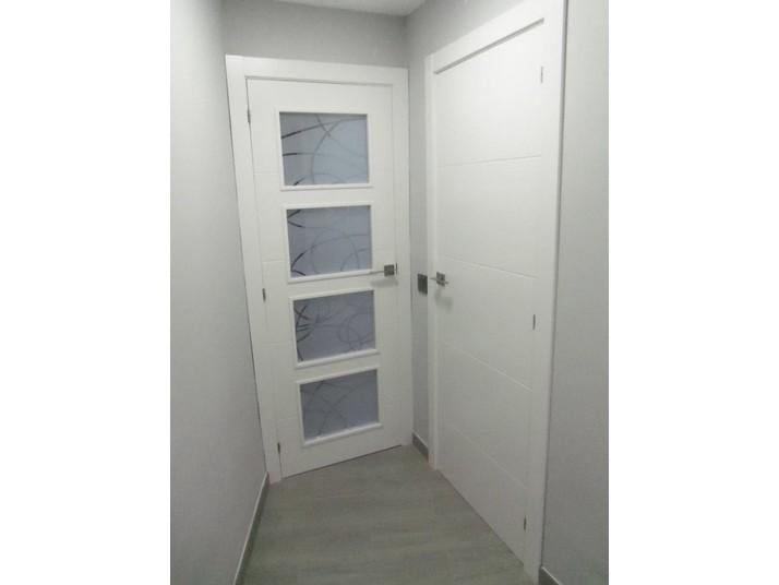 Puertas lacadas en blanco trendy puertas lacadas en - Puertas lacadas blancas precios ...