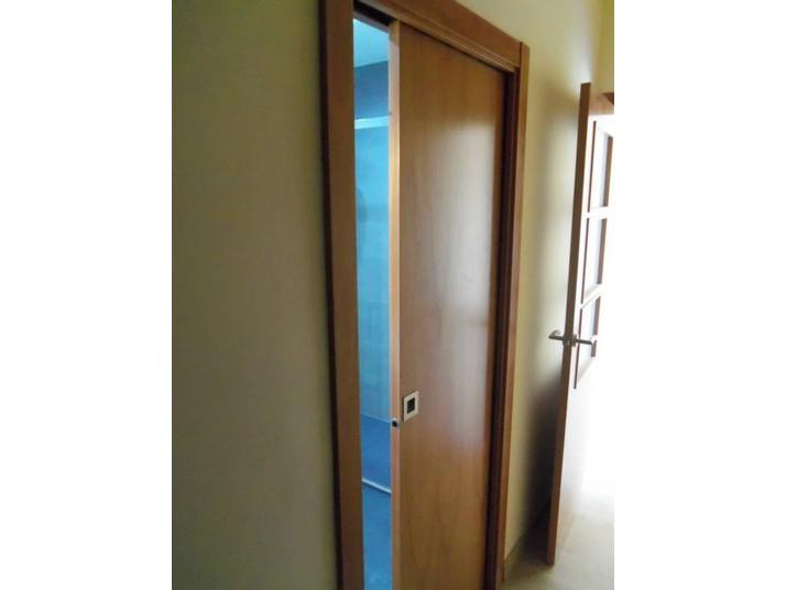 Puerta lisa cedro