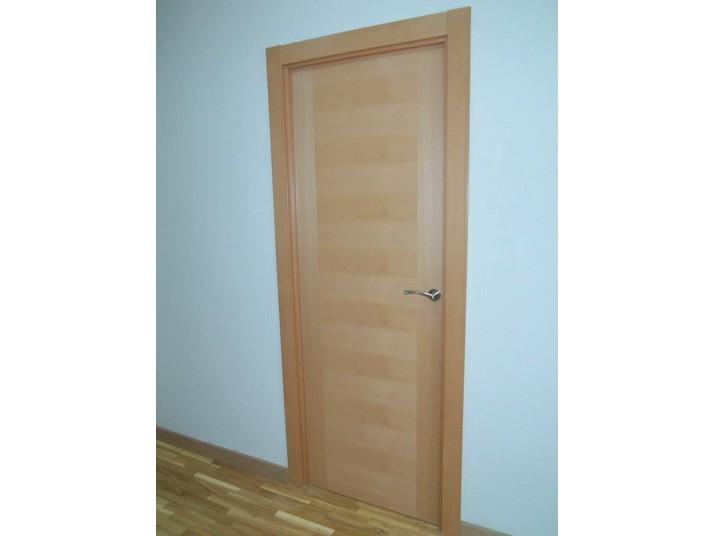 puerta haya vaporizada