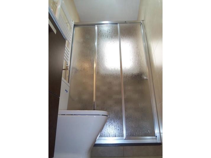 Mampara de aluminio